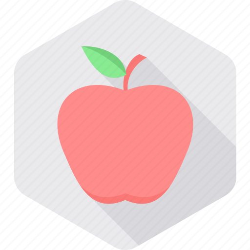 apple, diet, food, fresh, fruit, health, healthy icon
