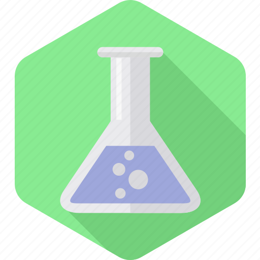 experiment, flask, laboratory, research, science, test, tube icon