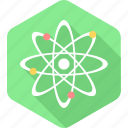 atom, chemistry, experiment, molecule, physics, research, science icon