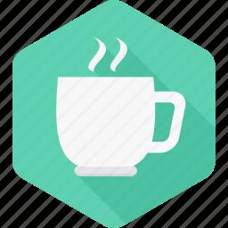 canteen, coffee, cup, drink, hot, mug, tea icon