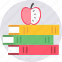 education, learn, learning, library, schooling, study, studying icon