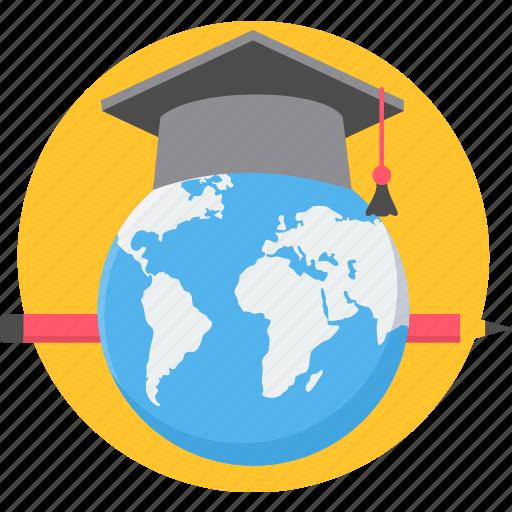 Education, graduate, graduation, study, studying, university icon - Download on Iconfinder