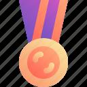 achievement, gold, medal, win, winner
