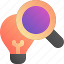 bulb, search, solution, solve