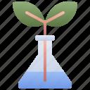 bio, biology, botany icon