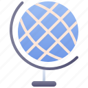 education, geography, globe