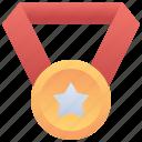 award, medal, prize