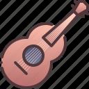classic, guitar, music