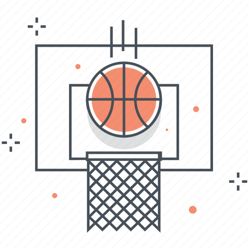 ball, basketball, education, lesson, school, sport, team icon