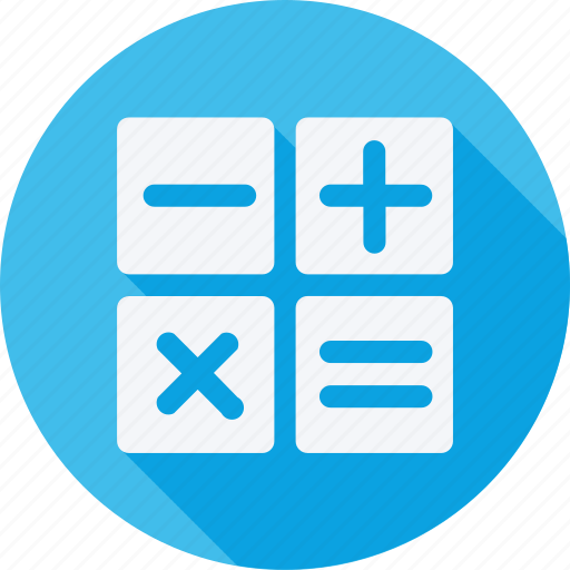 calculate, calculator, education, reading, school, student, study icon