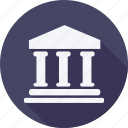bank, banking, education, reading, school, student, study icon