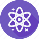 atom, education, reading, school, schooling, student, study icon