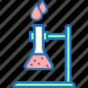 drop, lab, labor, test, test tube icon