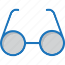 eyeglasses, glasses, goggles, spectacles icon