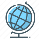 earth, geography, globe, world icon