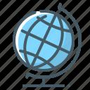 earth, geography, globe, world