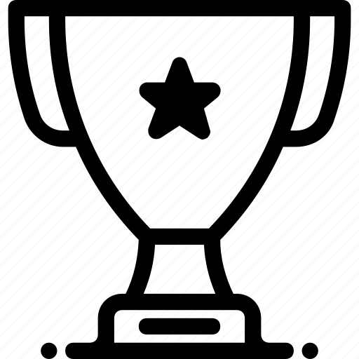 cup, prize, tournament, trophy icon