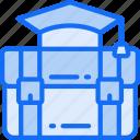 bag, breifcase, education, equipment, smart, teachers icon