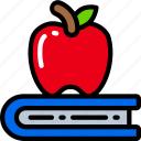 education, essentials, learning, smart, supplies, teaching icon