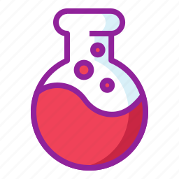 beaker, chemistry, flask icon