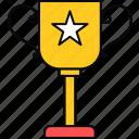 trophy, achievement, cup, prize
