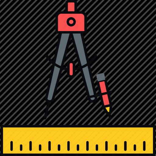 design, geometry, tool, tools icon