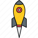 launch, project icon