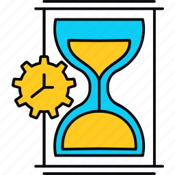 schedule, stopwatch, table, time, timer icon
