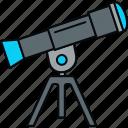telescope, astronomy, science