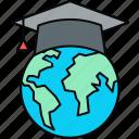 graduate, international, university