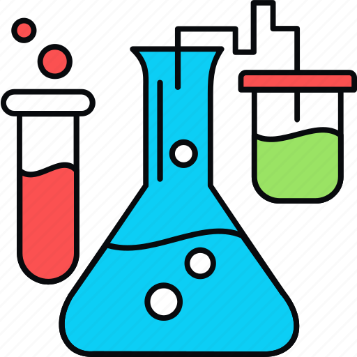 chemistry, lab, laboratory, research, science icon