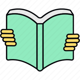 book, learning, open, read, reading icon