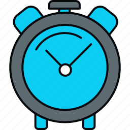 alarm, clock, schedule, stopwatch, time, timepiece, timer icon