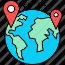 distance, education, international, global, learning
