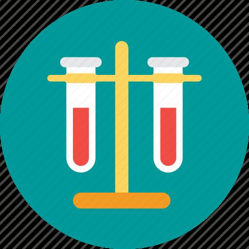 lab glassware, lab research, lab test, sample tube, test tube icon