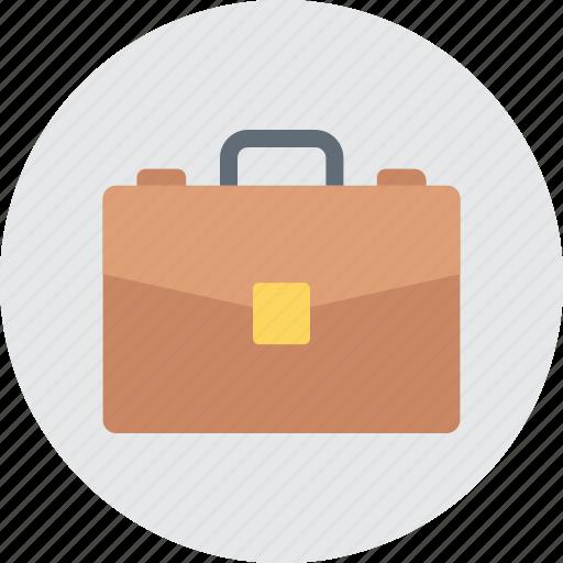 briefcase, documents bag, office bag, portfolio bag, portfolio case icon