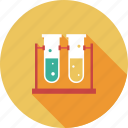 chemical, geometry, lab, science, test, tube, tubes icon