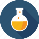bottle, chemical, chemistry, experiment, lab, science, test icon