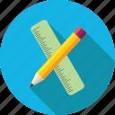 design, draw, drawing, edit, graphic, pencil, scale icon