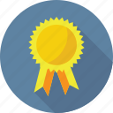 achievement, award, badge, medal, reward, success, winner icon