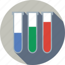 chemical, experiment, lab, laboratory, medical, test tubes, tube icon