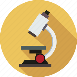 experiment, lab, laboratory, microscope, research, science, tools icon
