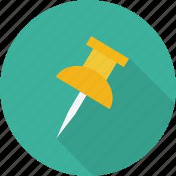 gps, location, map location mark, mark, pin, pointer icon