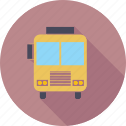 auto, bus, service, transport, transportation, travel, vehicle icon
