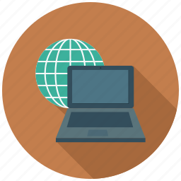 computer connected, connection, internet, internet connection, marketing, net connection, online icon