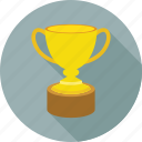 award, badge, cup, reward, trophy, win, winning icon