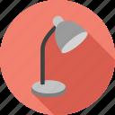 lamp, table lamp, light, lightbulb, lightning
