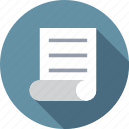 document, documents, file, notes, page, paper, text icon