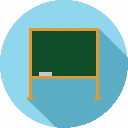 black board, class, class room, green board, learning, study, white board icon