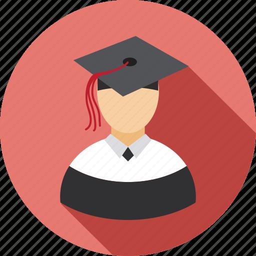 certified, graduate, graduation icon
